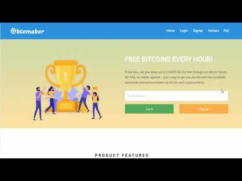How To Ear Free Bitcoin ?|Btcmaker Legit Or Scam |10 Fre  Spin Bonus |Btcmaker Withdrawal Proof