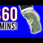 Earn $60 Every 6 Mins! [Easy Way to Make Money Online]