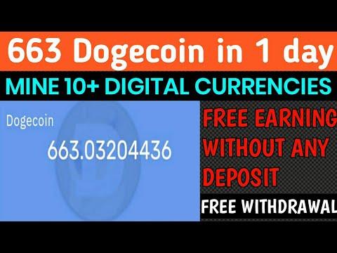 New free Bitcoin and 10+ digital currencies miner website 50GHS bonus power | @MREXPERT.TECH