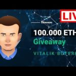 🔵 Ethereum Live News: ETH 100,000 Distribution