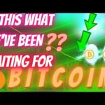 IS THIS THE BITCOIN SIGNAL WE'VE BEEN WAITING FOR?? (here's what needs to happen)