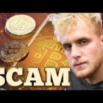 Jake Paul Promotes A Bitcoin Scam On Youtube....  Fans Left With No Money?