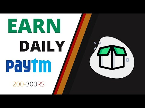 Earn Money Online PAYTM Cash - Daily 300rs easily | EarnMantra #2