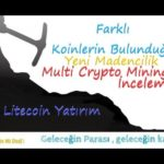 2 LTC Yatırım I Multi Crypto Mining Yatırım Sistemi İncelemesi