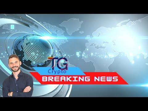 Bitcoin  News Italia Tg Crypto Ultime notizie Criptovalute