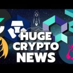 HUGE Crypto News! Quant Network, Tomochain, Luaswap, Zilliqa, Crypto.com, Uniswap
