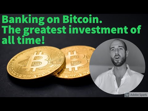 IS BITCOIN THE ANSWER? THE GREATEST INVESTMENT OF ALL TIME!