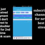 Crypto fort ltd scam doubler site don't invest wait for new site