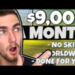 Get Paid $9,000+ / Month By DOING THIS... | Make Money Online