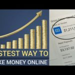 Fastest Way To Make Money Online (Overnight) | Make Money Online 2020 | Wesley Virgin Reviews