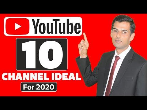 10 YouTube Channel Ideas For 2020 | Earn Money Online From YouTube in Pakistan