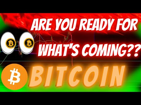 BITCOIN AT **CRITICAL** POINT!!! Be Prepared For What's Coming..