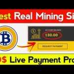 Earn 30$ BTC | New Bitcoin mining site 2020 | btc earning site 2020 | Best BTC mining site 2020