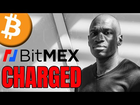 BITMEX CHARGED BY CFTC // Bitcoin and Crypto Update