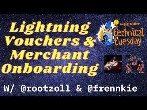 Bitcoin Magazine's Technical Tuesday: Lightning Vouchers And Merchant Onboarding