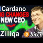 Cardano (ADA) New BIG Changes ! Zilliqa (ZIL) FASTER And CHEAPER ! Bitcoin (BTC) Crypto AUCTION!?