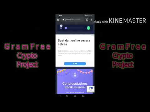 GramFree not Scam   GramFree Crypto Project   GramFree Legit 2020