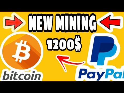 New Bitcoin Mining Website 2020 | 1200$ Live Payment Proof | Earn Money Online 2020