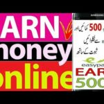 MAKE MONEY ONLINE IN PAKISTAN, EARN MONEY 2020, Payment proof | JazzCash , Easypaisa