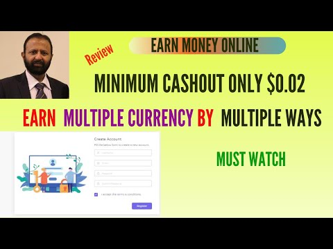Earn Money Online | Review on Vuexybux | Minimum Cashout Only $0.02 | Hindi/Urdu |