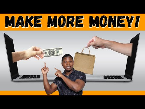 MAKE EXTRA MONEY - 10 BEST Websites to MAKE MONEY ONLINE SELLING Stuff FASTER -  Amazon Alternatives