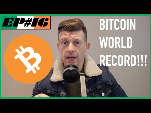 BITCOIN WORLD RECORD & WARNING!!! BITCOIN PRICE ACTION & BITCOIN NEWS!!! WATCH THIS NOW!!!