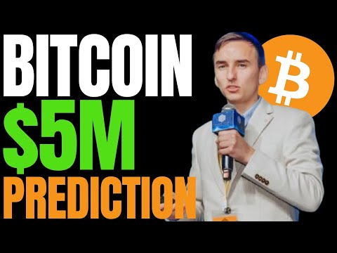 INFLUENTIAL CRYPTO ANALYST SAYS BITCOIN (BTC) COULD REACH $5 MILLION!! ETHEREUM 2.0 UPDATES!!
