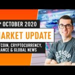 Bitcoin, Ethereum, DeFi & Global Finance News - October 4th 2020