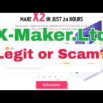 X-Maker.Ltd Legit or Scam? New Crypto Doubler Website 2020 | Full Review
