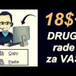 Zaradite 18$+ dok Drugi Ljudi Rade za Vas (Make Money Online)