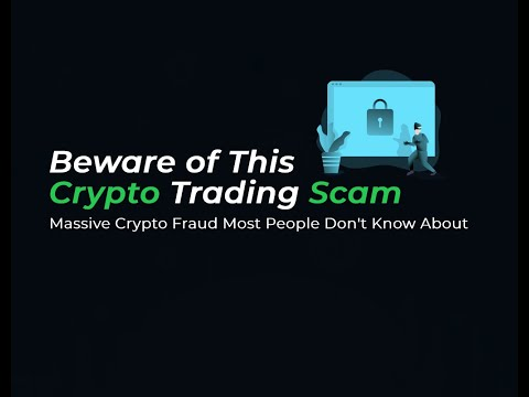 Huge Crypto Scam Most People Aren't Even Aware Of