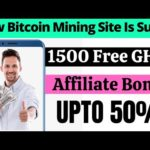 New Bitcoin Mining Site Is Super....... Free Mining