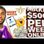 Earn $500 Per Week Online | Make Money Online 2020 | Idle Empire Review