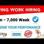 Daily type & earn money online |Squadhelp partime - full time work | typing | #Onlinetips #Varun