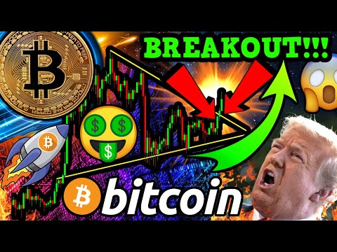 BITCOIN BREAKOUT CONFIRMED!!! BUY BTC NOW!! HIGH NET WORTH INDIVIDUALS LOADING UP!!!