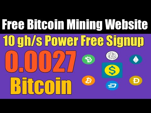 Daily 0.002 Btc Earn | New Bitcoin Mining Website 2020 | 10 gh/s Power Free Signup | Ahmad Online