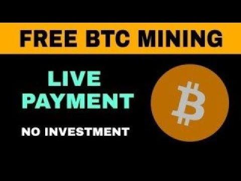 Free Bitcoin Mining Website 2020 | bitcoin generator 2020 no fee | Withdraw Proof!