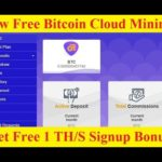 New Free Bitcoin Mining Website 2020 || New Free Bitcoin Cloud Mining Website 2020