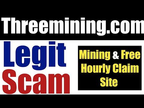 Threemining.com Review Legit Or Scam | New Free Bitcoin Btc Litecoin Ltc Earning Mining Site 2020