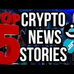 ALL EYES on the top 5 crypto news stories