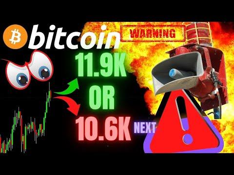 NEXT BITCOIN MOVE, What will it be?? Crypto BTC LTC ETH TA price prediction, analysis, news, trading