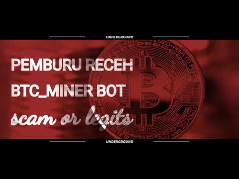 bot telegram bitcoin free | live withdraw BTC_Miner_ad_bot legit or scam