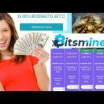 Bitsmine New Long-trem Free Bitcoin mining Cloud Mining Min deposit 0.005  Mini Withdraw 0.002  2021