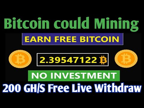 loxmining OMG Free Bitcoin Could Mining site 2020 ! earn free bitcoin ! live peyments proof 0.00013