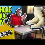Wholesale Buy | 25 pairs of ugg boots | uk reseller | making money online