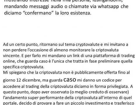 crypto SCAM – nome CBCC attraverso la piattaforma web https://www.xk2.app/ATTENZIONE