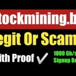 Stockmining biz Legit or Scam With Proof   New Bitcoin Btc Mining Site 2020   Btc Miner Btc Software
