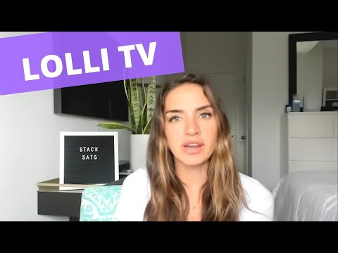 Welcome to Lolli TV — News, Bitcoin Back Deals, Memes, Giveaways, and More!