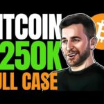 THE $250K BITCOIN BULL CASE BY ANTHONY POMPLIANO!! MAX KEISER PREDICTS $400K BTC PRICE!!