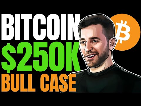 THE $250K BITCOIN BULL CASE BY ANTHONY POMPLIANO!! MAX KEISER PREDICTS $400K BTC PRICE!!